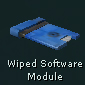 Wiped Software Module